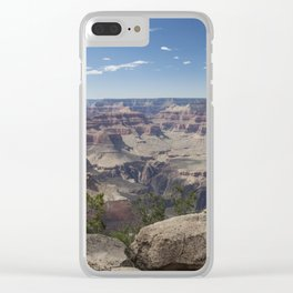 The Grand Canyon Clear iPhone Case