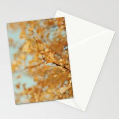 Ginkgo #6 Stationery Cards