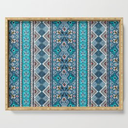 Grand Bazaar - Blue Serving Tray