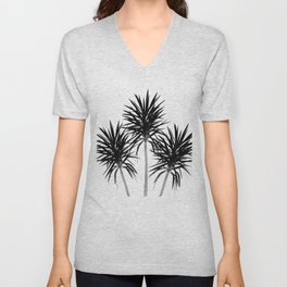 Palm Trees - Cali Summer Vibes #2 #decor #art #society6 Unisex V-Neck