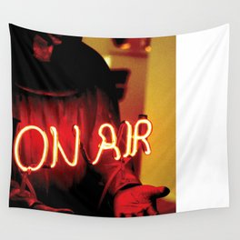 ON AIR Wall Tapestry