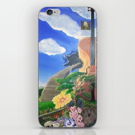 Realm of Wakeful Dreams iPhone Skin