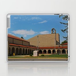 Lourdes University-  Franciscan Center in the Spring II Laptop & iPad Skin