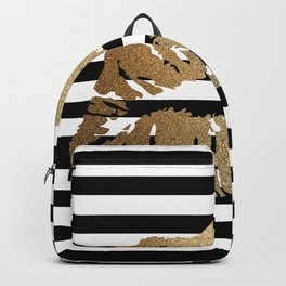 Gold Lips 2 Backpack