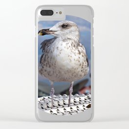 LIBERTY on the BALTIC SEA Clear iPhone Case