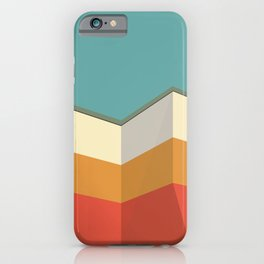 Modernist Angles iPhone Case