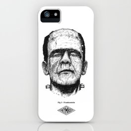 Frankenstein iPhone Case