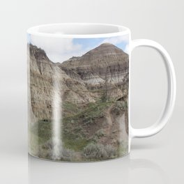 Horseshoe Canyon 3 Drumheller Badlands Coffee Mug