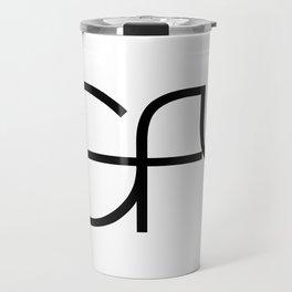 GFY Deco Travel Mug