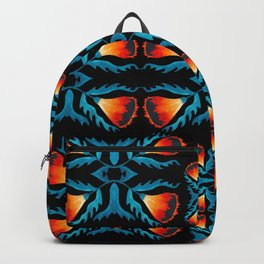 Floral symmetry 2. Backpack