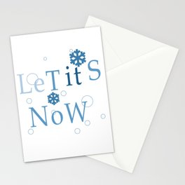 Le Tits Now Stationery Cards