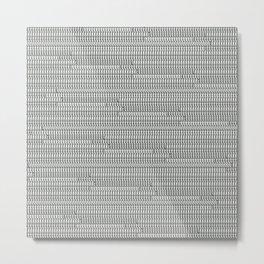 """grey """"t""""rs Metal Print"""