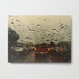 Stormy Friday Metal Print
