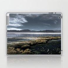 Red lagoon Laptop & iPad Skin