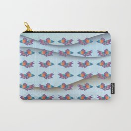 Live like a fish in water Carry-All Pouch
