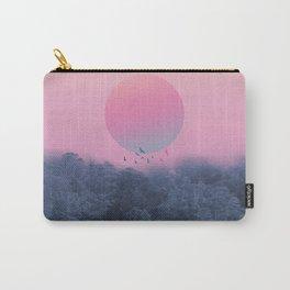 Landscape & gradients IV Carry-All Pouch