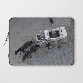 Wien Fiaker, Vienna Carriage Laptop Sleeve