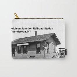 Addison Junction RR, Ticonderoga Carry-All Pouch