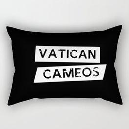 Vatican Cameos Rectangular Pillow