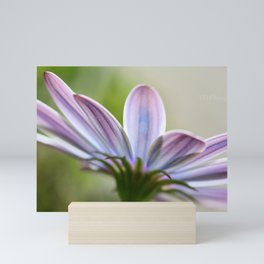Purple Hints Mini Art Print