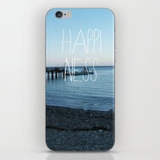 HAPPI-NESS iPhone & iPod Skin