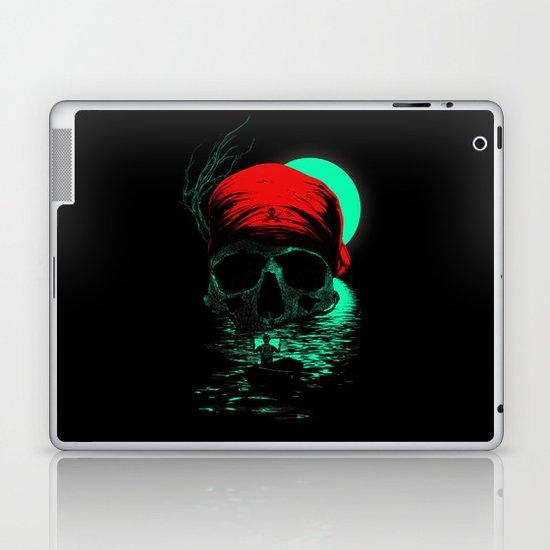 Treasure Hunting Laptop & iPad Skin