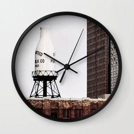 La Pinte Wall Clock