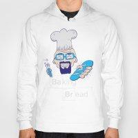 baking Hoodies featuring Baking Bread by DarkChoocoolat