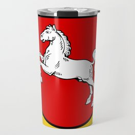 Flag of Niedersachsen (Lower Saxony) Travel Mug