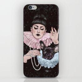 Dress Up iPhone Skin