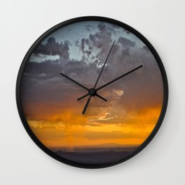 Summertime Bliss 1 Wall Clock