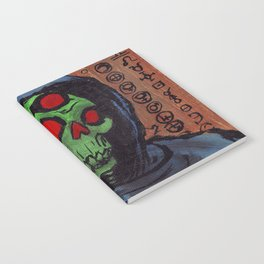 Occult Macabre Notebook
