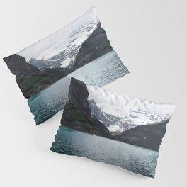 Lake Louise Alberta Canada Pillow Sham