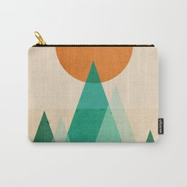 No mountains high enough Carry-All Pouch