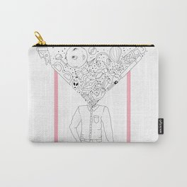 Mind-Blowing Doodles Carry-All Pouch