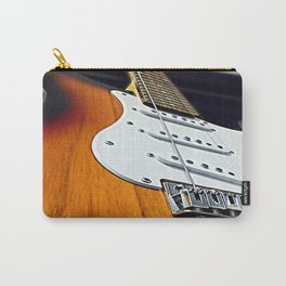 Stringless Guitar  Carry-All Pouch