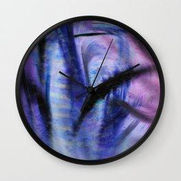 Texture abstract 2016/006 Wall Clock