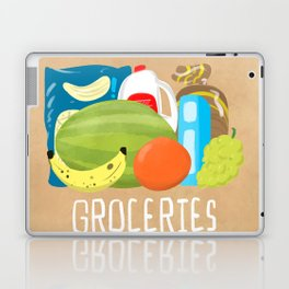 Groceries! Laptop & iPad Skin