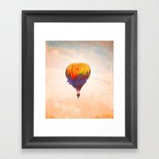 Globum Framed Art Print
