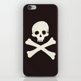 Skull & Crossbones iPhone Skin