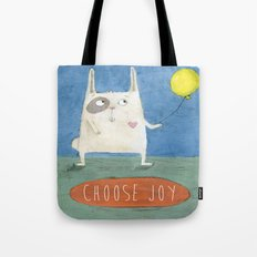 Choose Joy Tote Bag