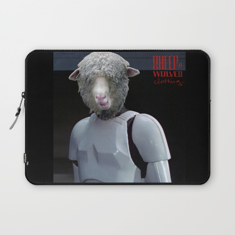 Laugh It Up Fuzzball Laptop Sleeve LSV852589