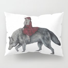 Red Riding Hood Pillow Sham