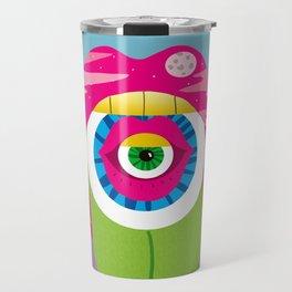 whistleburg - watch your mouth Travel Mug