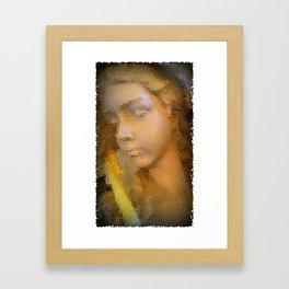 Summer Of Love: Pieta Framed Art Print