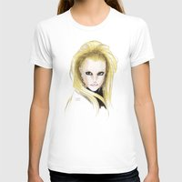 britney spears T-shirts featuring Britney Spears Scream & Shout by Eduardo Sanches Morelli