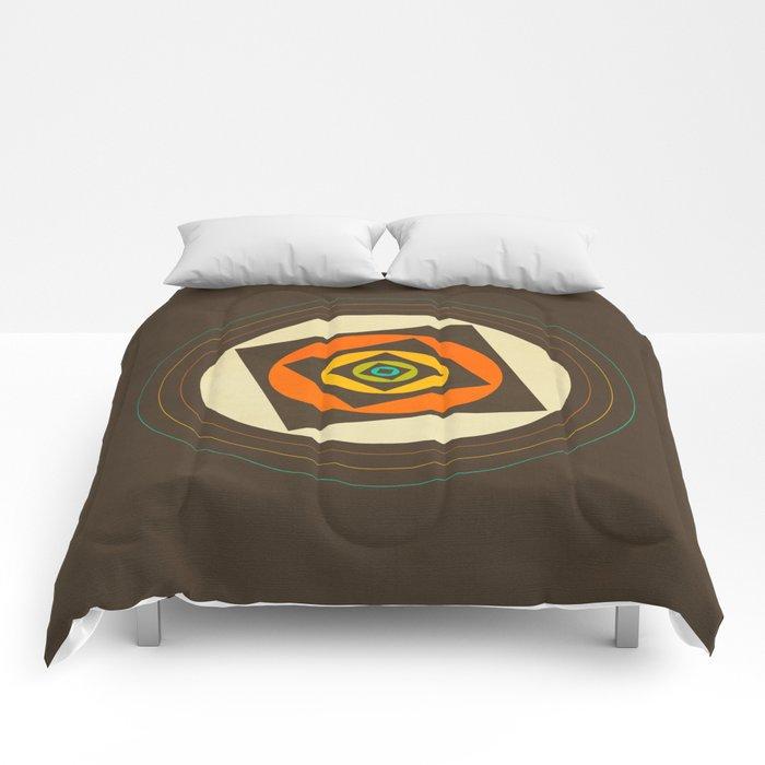 Minimalism / Geometric 2 Comforters