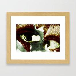 Easy to Fall Framed Art Print