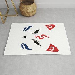 Kitsune Rug