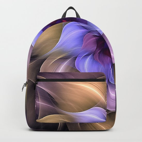 Colorful Magic Flower Backpack